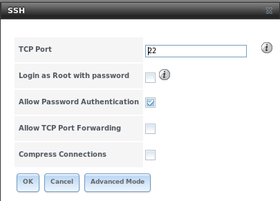 11  Services — FreeNAS®11 2-U3 User Guide Table of Contents
