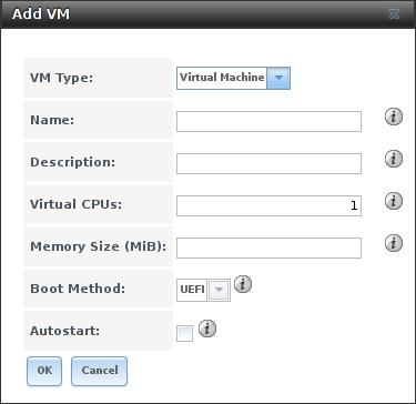 14  Virtual Machines — FreeNAS®11 2-U3 User Guide Table of