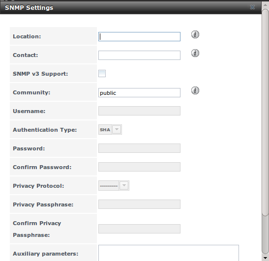 FreeNAS User Guide 9.3 Table