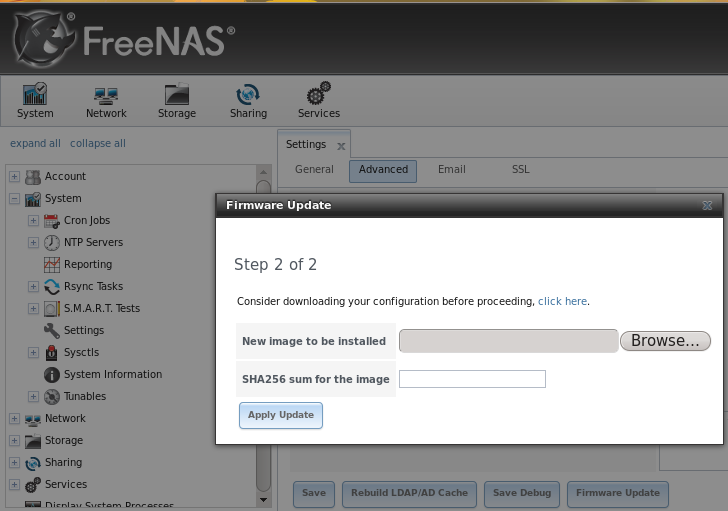 FreeNAS® Users Guide