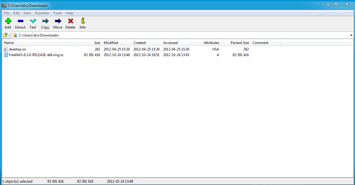 6 Storage Configuration