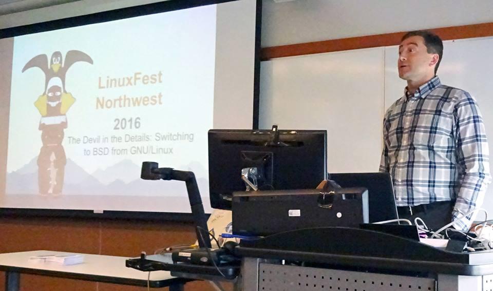 LinuxFest Northwest 2016 Recap
