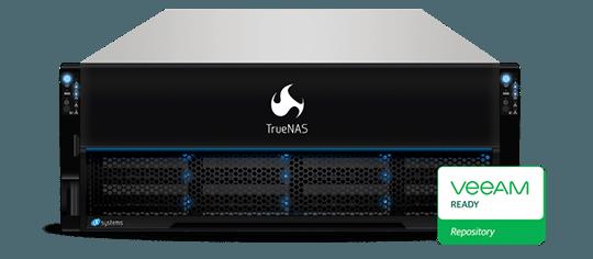 iXsystems Achieves Veeam Ready Repository Status