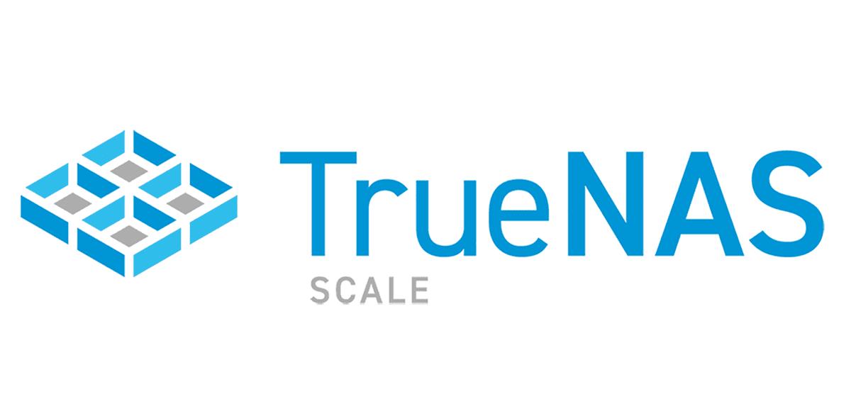 TrueNAS SCALE Logo